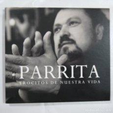 CDs de Música: PARRITA - TROCITOS DE NUESTRA VIDA - CD 2009. Lote 101096311