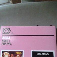 CDs de Música: ABBA ABBA ARRIVAL DOBLE CD. Lote 101097695
