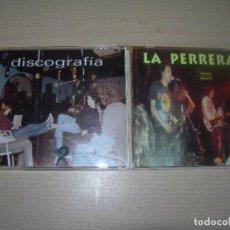 CDs de Música: CD LA PERRERA-DISCOGAFIA 1992 PUNK ENVIO GRATUITO. Lote 101111779