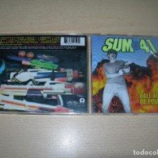 CDs de Música: CD SUM 41-HALF HOUR OF POWER 2000 PUNK ENVIO GRATUITO. Lote 101112075