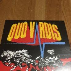 CDs de Música: QUO VARDIS / QUO VARDIS - CD DIGIPACK CON EXTRAS 2017. Lote 101123468