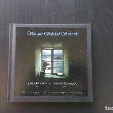 CDs de Música: CD JOAQUÍN PIXÁN ALEJANDRO ZABALA VOZ QUE SOLEDAD SONANDO ANGEL GONZÁLEZ ASTURIAS OVIEDO. Lote 101127663