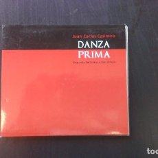 CDs de Música: CD JUAN CARLOS CASIMIRO DANZA PRIMA ORQUESTA SINFÓNICA JULIÁN ORBÓN ASTURIAS. Lote 101128031