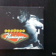 CDs de Música: CD DIGIPACK BUNBURY FLAMINGOS ROCK ESPAÑA HÉROES DEL SILENCIO. Lote 101128863