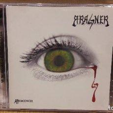 CDs de Música: ARACNER. DEMENCIA. HEAVY METAL CÁDIZ. CD /BIGBAND. 10 TEMAS / CALIDAD LUJO.. Lote 152554272