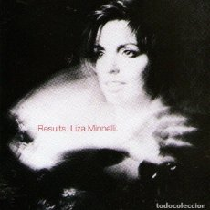 CDs de Música: LIZA MINELLI - RESULTS - CD ÁLBUM DE 10 TRACKS - CBS RECORDS - 1989.. Lote 101141267