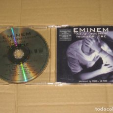 CDs de Música: EMINEM - GUILTY CONSCIENCE (497 111-2/IND 97111) (3 TEMAS + 1 VIDEO)__ CD MAXI. Lote 101141691