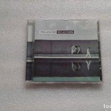 CDs de Música: PAUL VAN DYK - REFLECTIONS CD 2003. Lote 101143819