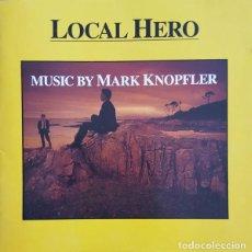 CDs de Música: MARK KNOPFLER – LOCAL HERO . Lote 101166799