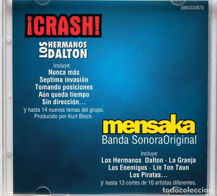 CDs de Música: Los Hermanos Dalton / Nunca Mas (Promo) - Foto 3 - 101169451