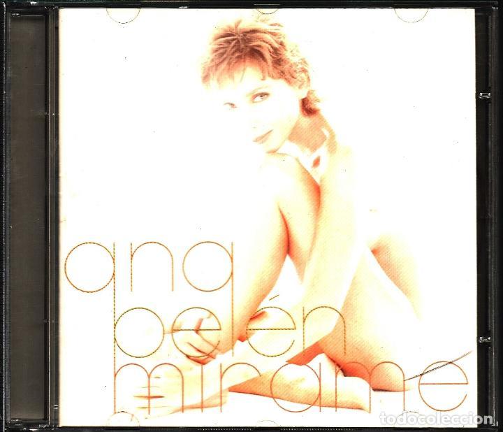 MUSICA GOYO - CD ALBUM - ANA BELEN - MIRAME - - *AA98 (Música - CD's Melódica )