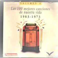CDs de Música: MUSICA GOYO - CD ALBUM - LAS 100 MEJORES CANCIONES DE NUESTRA VIDA - VOLUMEN 6 - - *AA98. Lote 101184219