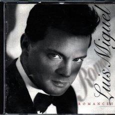 CDs de Música: MUSICA GOYO - CD ALBUM - LUIS MIGUEL - ROMANCES - *AA98. Lote 101186727