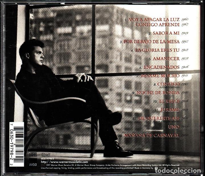CDs de Música: MUSICA GOYO - CD ALBUM - LUIS MIGUEL - ROMANCES - *AA98 - Foto 2 - 101186727