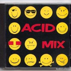 CDs de Música: CD - ACID MIX - MAX MUSIC - 1989. Lote 101205123