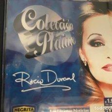 CDs de Música: CD ROCÍO DÚRCAL COLECCIÓN PLATINO VOL 2. Lote 101205615