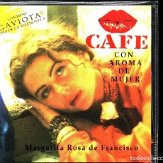 CDs de Música: MUSICA GOYO - CD ALBUM - MARGARITA ROSA DE FRANCISCO - CAFE CON AROMA DE MUJER - RARO - *XX99. Lote 101207591