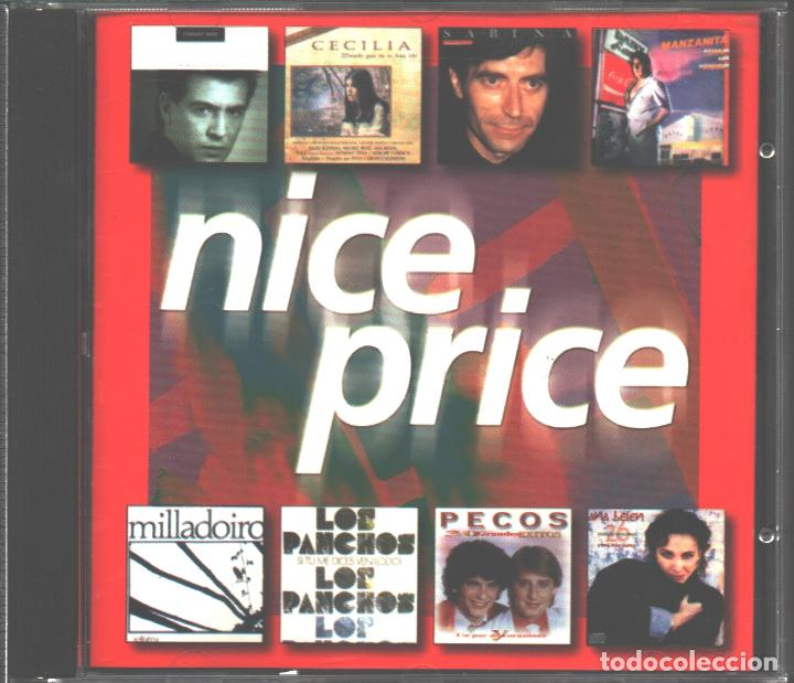MUSICA GOYO - CD ALBUM - NICE PRICE - VOLUMEN 2 - RARO - *AA98 (Música - CD's Latina)