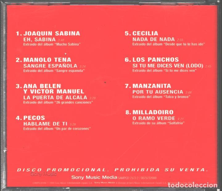 CDs de Música: MUSICA GOYO - CD ALBUM - NICE PRICE - VOLUMEN 2 - RARO - *AA98 - Foto 2 - 101207883