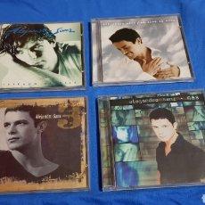 CDs de Música: LOTE ALEJANDRO SANZ CDS ORIGINALES. Lote 101209016