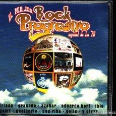CDs de Música: MUSICA GOYO - CD ALBUM - MEJOR ROCK PROGRESIVO ESPAÑOL DE LOS 70 - - RARISIMO - *AA99. Lote 101210367