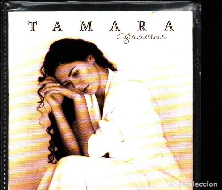 MUSICA GOYO - CD ALBUM - TAMARA - GRACIAS - - *AA98 (Música - CD's Latina)