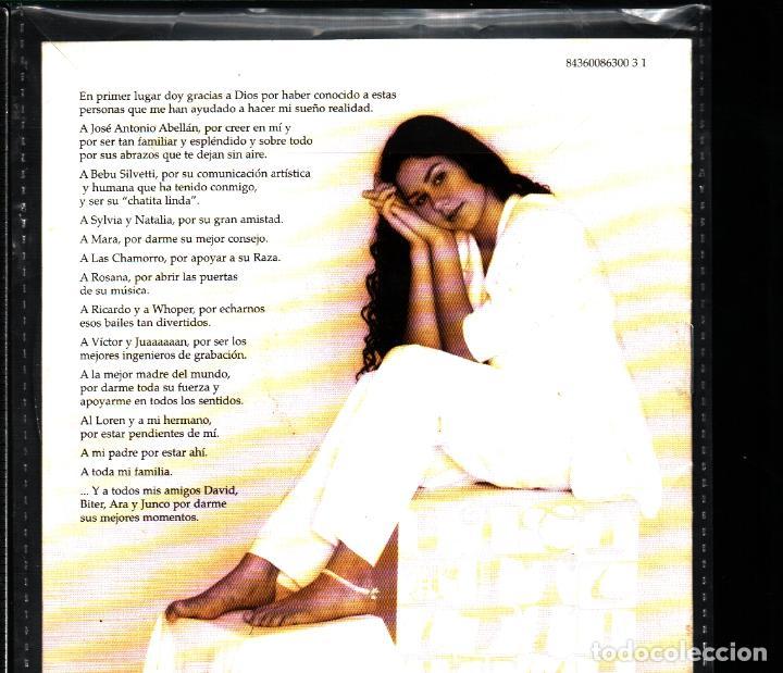 CDs de Música: MUSICA GOYO - CD ALBUM - TAMARA - GRACIAS - - *AA98 - Foto 2 - 101211767