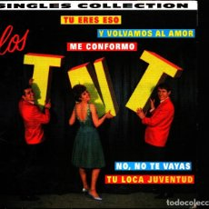 CDs de Música: MUSICA GOYO - CD ALBUM - LOS TNT - SINGLES COLLECTION - RARO - *AA98. Lote 101212479