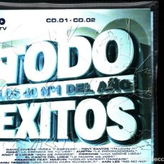 CDs de Música: MUSICA GOYO - CD ALBUM - TODO EXITOS - LOS 40 Nº 1 DEL AÑO - RARO - *AA98. Lote 101212815