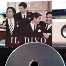 CDs de Música: IL DIVO - CD (2004-2005). Lote 101255895