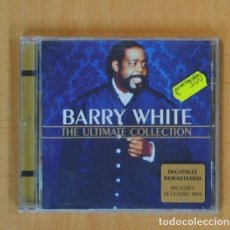 CDs de Música: BARRY WHITE - THE ULTIMATE COLLECTION - CD. Lote 101293887