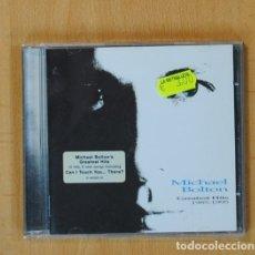 CDs de Música: MICHAEL BOLTON - GREATEST HITS 1985 1995 - CD. Lote 101294238
