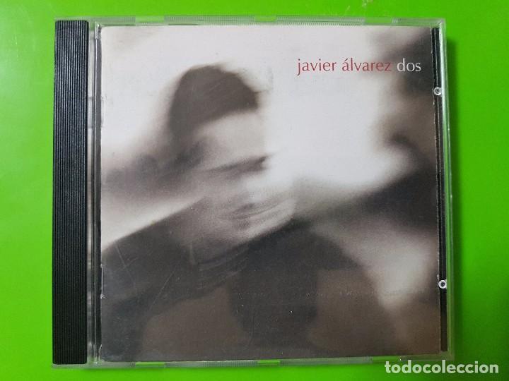 JAVIER ÁLVAREZ LOTE DE SUS DOS PRIMEROS DISCOS (Música - CD's Pop)