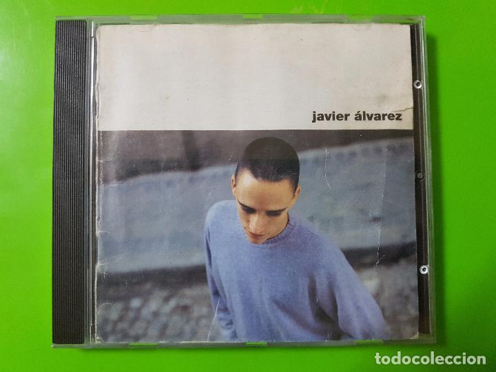 CDs de Música: Javier Álvarez Lote de sus Dos Primeros Discos - Foto 3 - 101330815