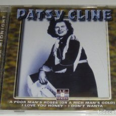 CDs de Música: CD - PATSY CLINE - WALKIN AFTER MIDNIGHT - MADE IN GERMANY - PATSY CLINE. Lote 101368679