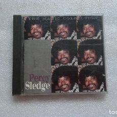 CDs de Música: PERCY SLEDGE - THE MAGIC COLLECTION CD. Lote 101374615
