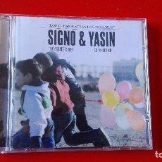 CDs de Musique: SIGNO Y YASIN - LOS ÚLTIMOS SERÁN LOS PRIMEROS - STREET ALBUM - BIG SABANAS - DESCATALOGADO -. Lote 101380651