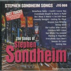 CDs de Música: STEPHEN SONDHEIM SONGS. Lote 101403815