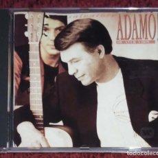 CDs de Música: ADAMO (DE AYER A HOY) CD 1993. Lote 101433379