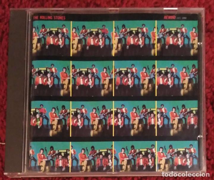 THE ROLLING STONES (REWIND 1971-1984) CD 1984 (Música - CD's Rock)