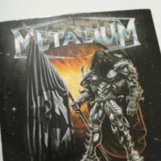 CDs de Música: METALIUM CD SINGLE PROMOCIONAL. Lote 101494888