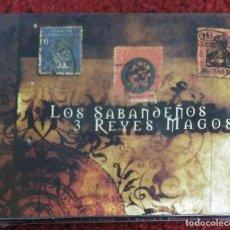 CDs de Música: LOS SABANDEÑOS (LOS 3 REYES MAGOS) CD 2000 CON VICTOR MANUEL, Mª DOLORES PRADERAS Y HORACIO GUARANI. Lote 101536119