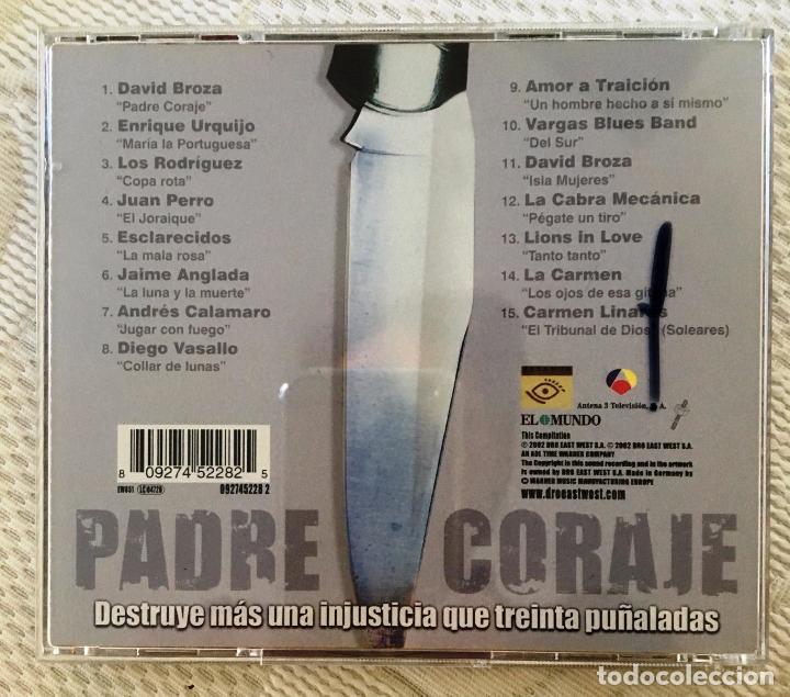 CDs de Música: ENRIQUE URQUIJO, LOS RODRÍGUEZ, JUAN PERRO, ANDRÉS CALAMARO, DIEGO VASALLO, VARGAS BLUES BAND... - Foto 2 - 101414591