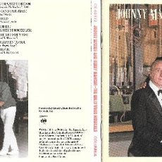 CDs de Música: JOHNNY MATHIS AND HENRY MANCINI - THE HOLLYWOOD MUSICALS. Lote 101568003