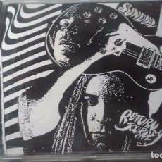 CDs de Música: SUNDIAL -RETURN JOURNEY- CD ROCK PSICODÉLICO . Lote 101570191