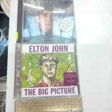 CDs de Música: LOTE ELTON JOHN. Lote 101587807