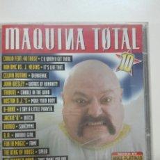 CDs de Música: LOTE MÁQUINA TOTAL 2 CDS. Lote 101588650