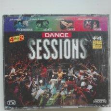 CDs de Música: DANCE SESIÓN 4 CDS PRECINTADA. Lote 101617667