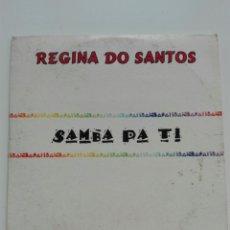 CDs de Música: REGINA DO SANTOS SAMBA PA TI. Lote 101618930