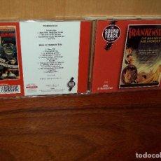 CDs de Música: FRANKESNSTEIN - MUSICA DE FRANZ WAXMAN - CD BANDA SONORA ORIGINAL BSO. Lote 101674859